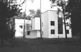 Bauhaus Masters Houses Dessau Germany The Twentieth Century Society