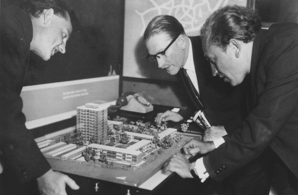 Madin's Edgbaston Calthorpe Plan