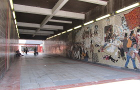 Press release outrage over chartist listing decision for Chartist mural newport