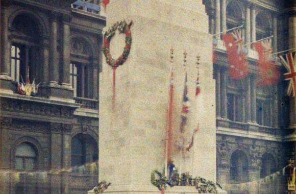 Cenotaph, Sir Edwin Lutyens, Whitehall London SW1