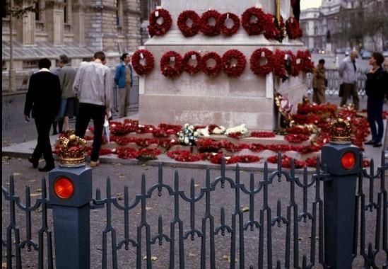 Cenotaph, Sir Edwin Lutyens