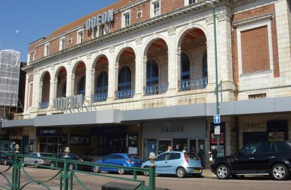 Odeon Cinema Westover Road Bournemouth