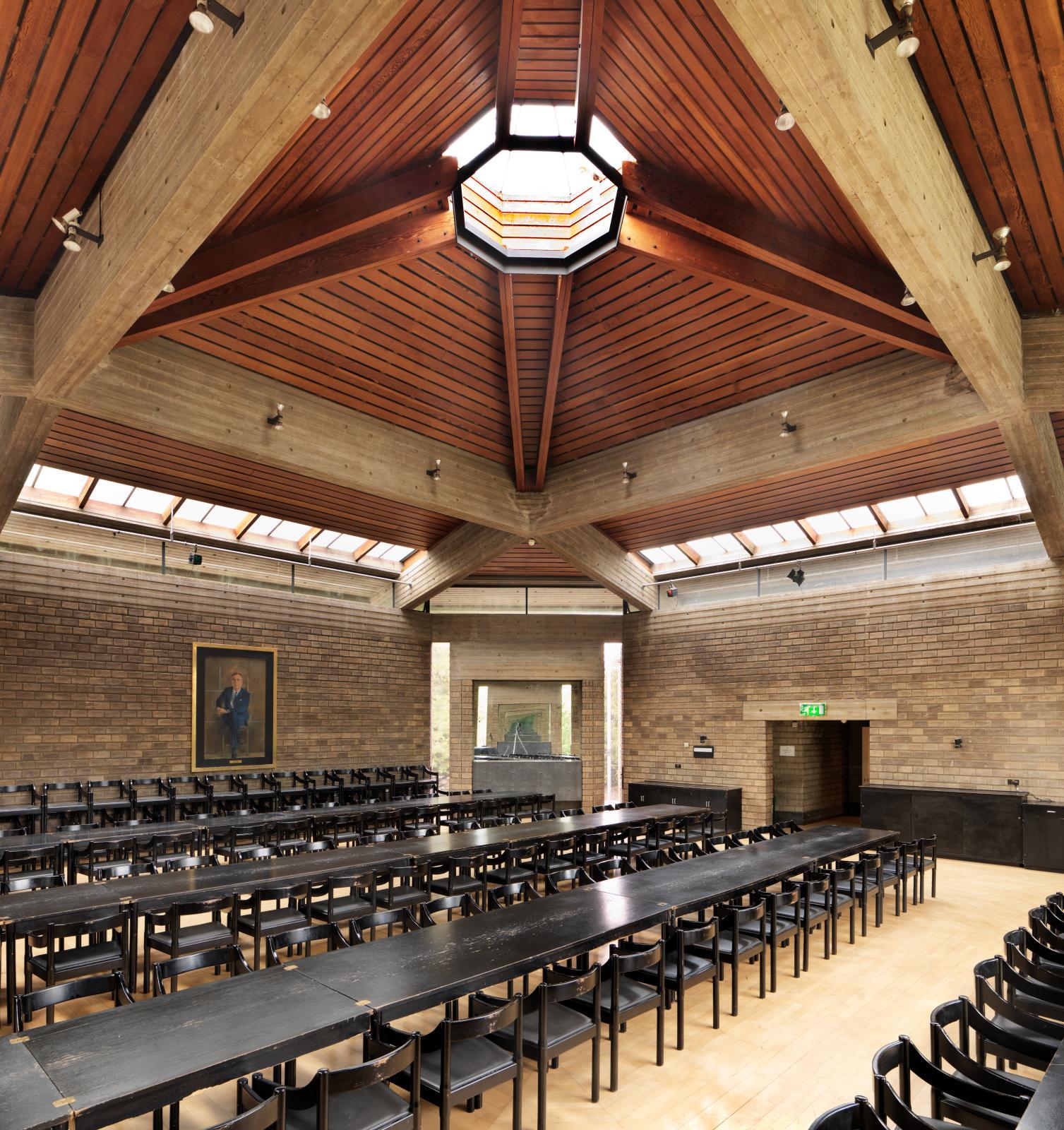 Darwin College