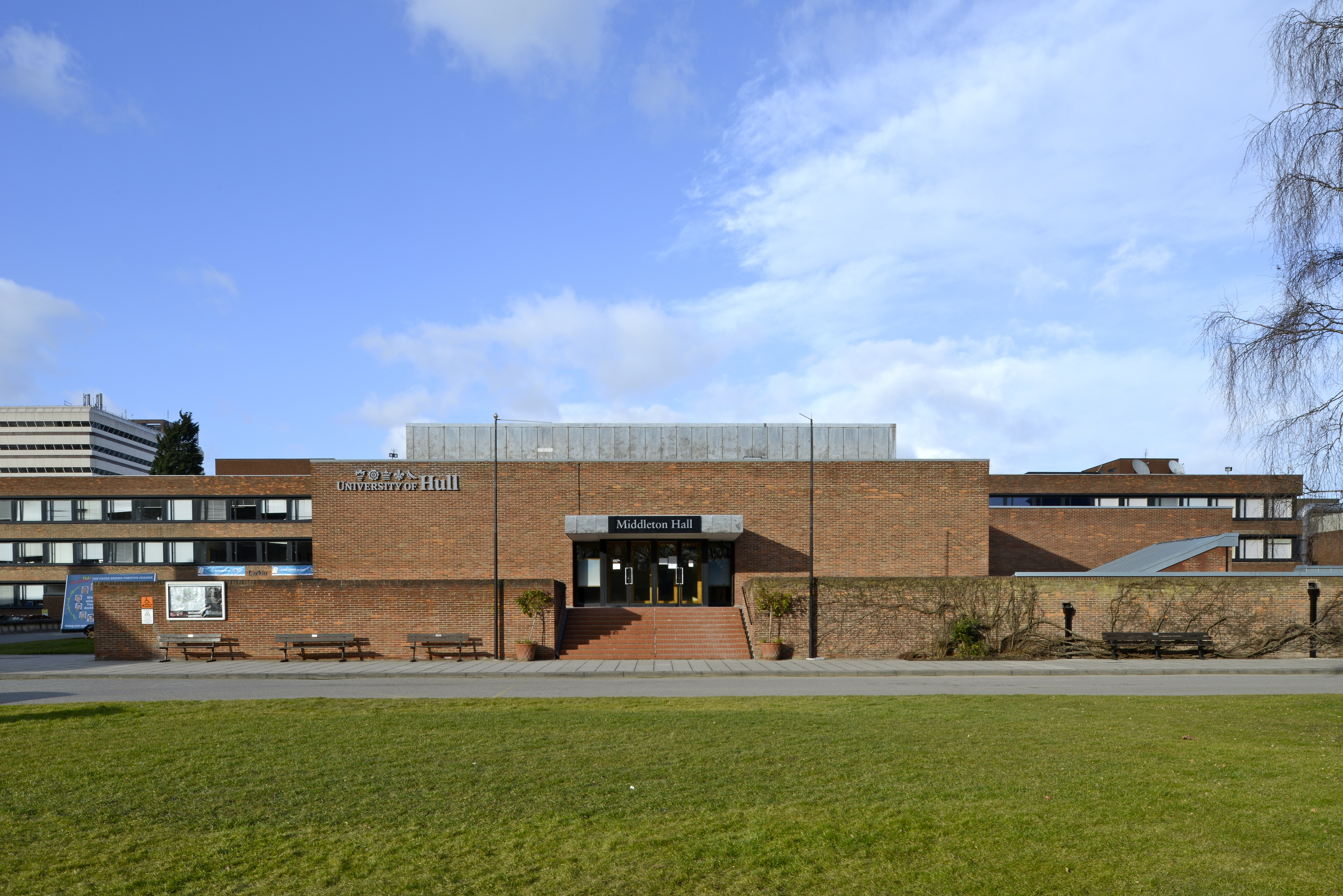 Middleton Hall University of Hull