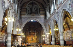 St Augustine's Church interior