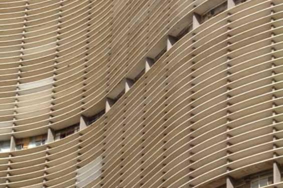 Copan Building Sao Paulo The Twentieth Century Society