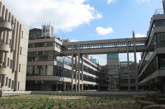 leeds university campus gets listed status the twentieth