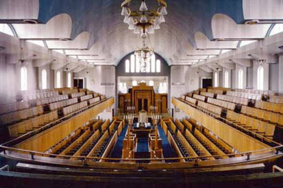 greenbank drive synagogue  liverpool  u2014 the twentieth