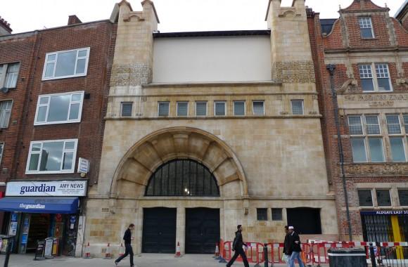 Whitechapel Art Gallery. Photograph taken by Ewan Munro
