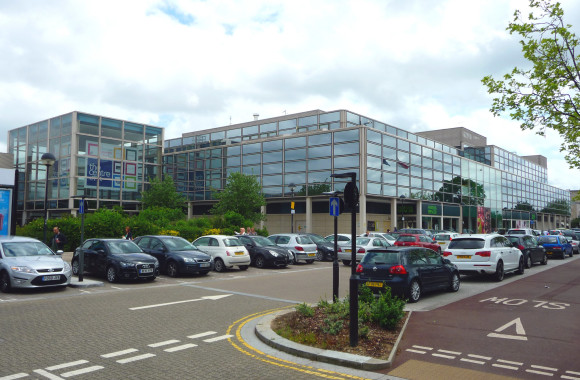 Milton Keynes Shopping Centre