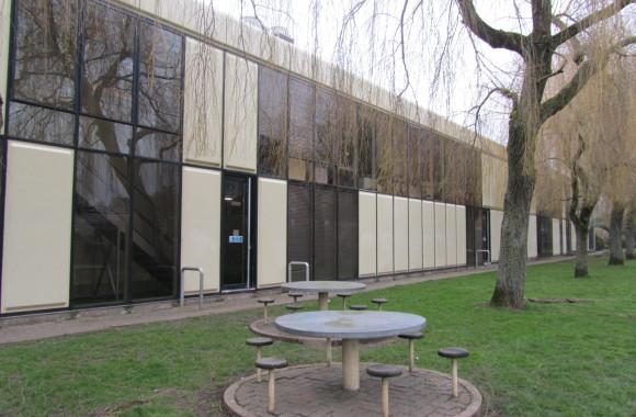 Herman Miller factory in Bath by Grimshaw
