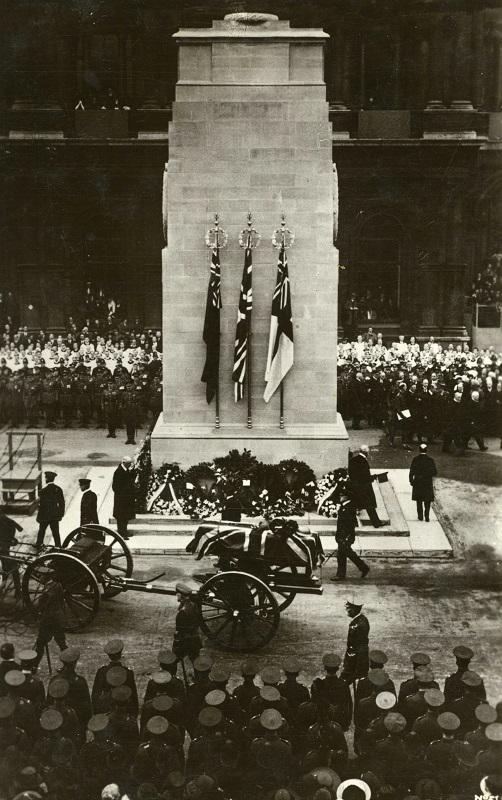 1920: The Cenotaph, London — The Twentieth Century Society