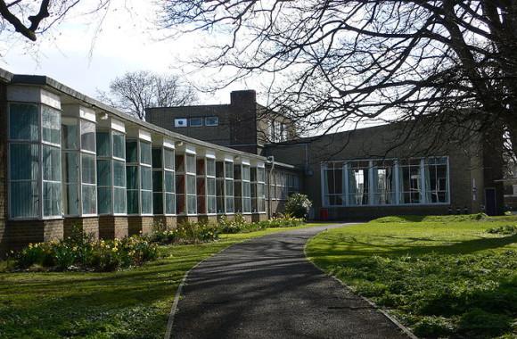 Impington Village College, Gropius Building