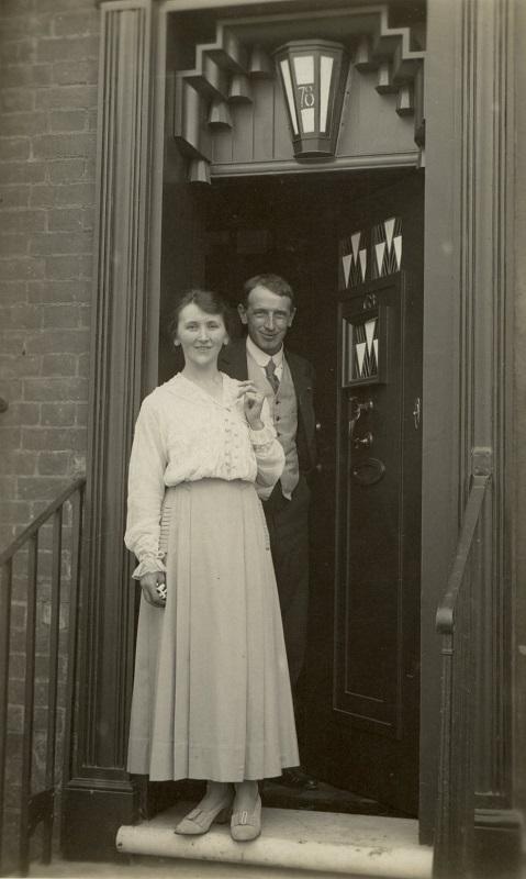 1919 78 Derngate Northampton The Twentieth Century Society