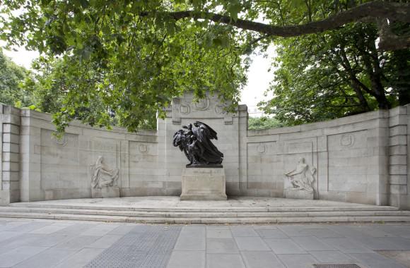 Anglo Belgian Memorial Photo Sarah J Duncan