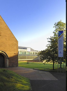 Burrell Collection, Exterior, Glasgow (c) CSG CIC Glasgow Museums Collection