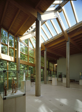 Burrell Collection North Gallery, Glasgow (c) CSG CIC Glasgow Museums Collection