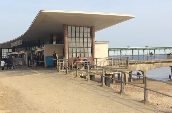 Boscombe Pier, Bournemouth
