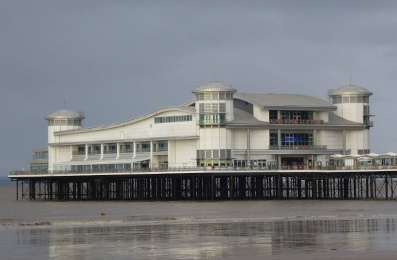 Grand Pier Weston Super Mare, Somerset
