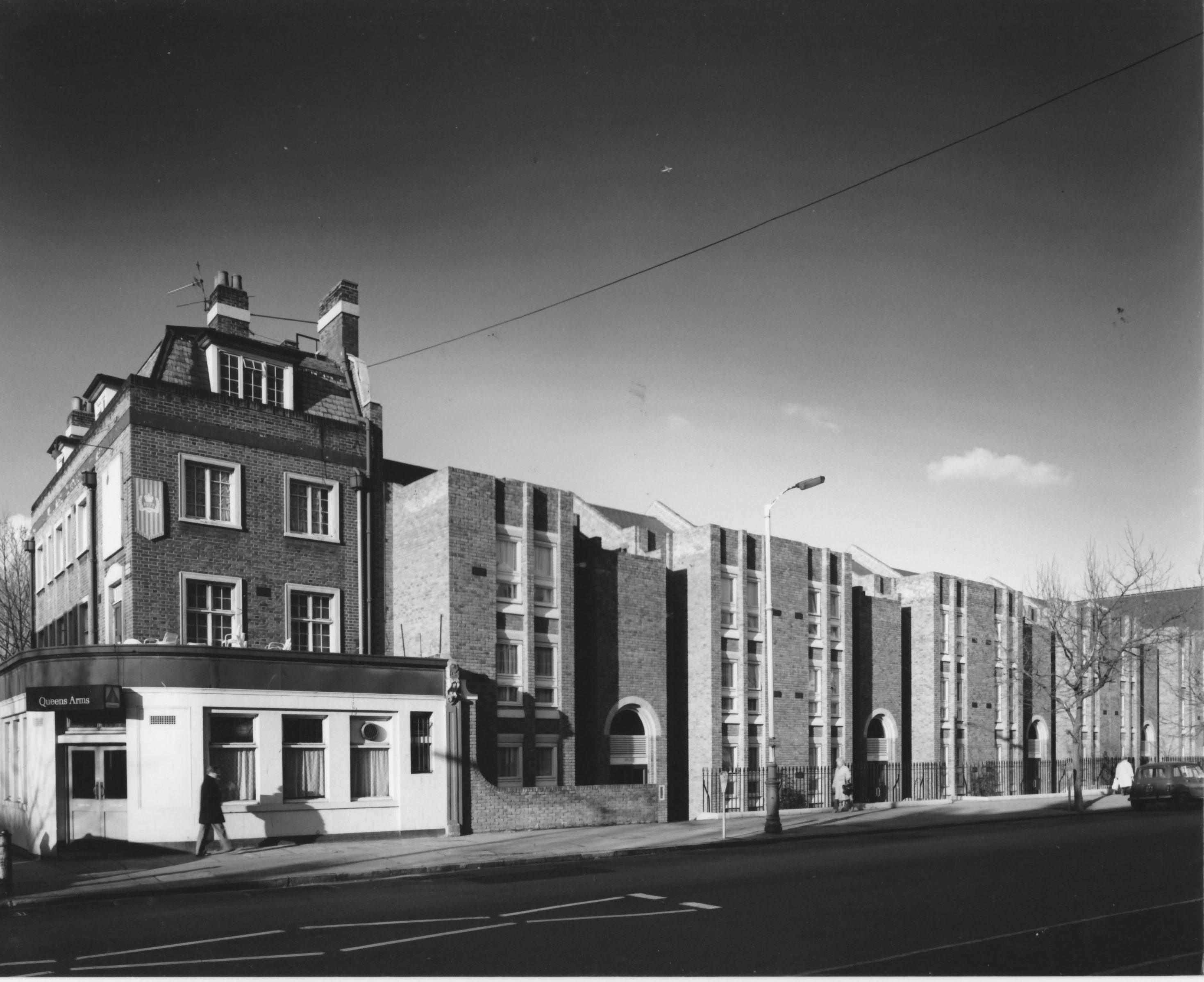 1970s london forshaw alec