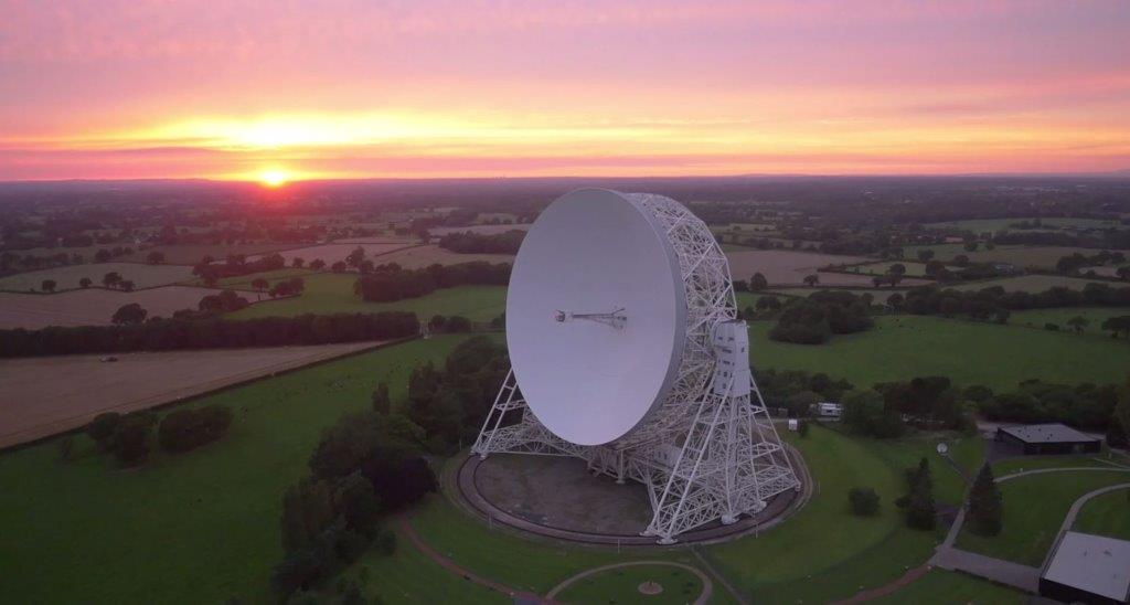 Jodrell Bank and Crewe