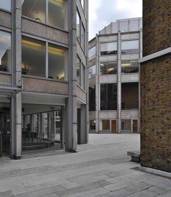 Economist building - Pic credit Seier+Seier/Wikicommons