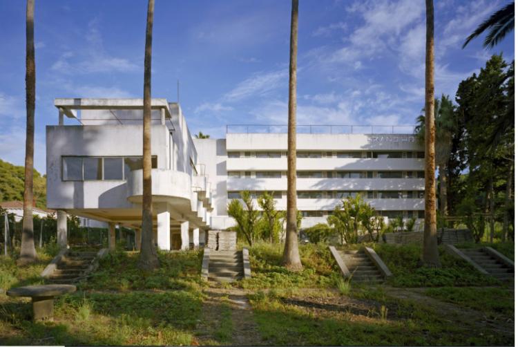 Grand Hotel Lopud, N. Dobrovic, 1931-36 c Wolfgang Thaler, 2010