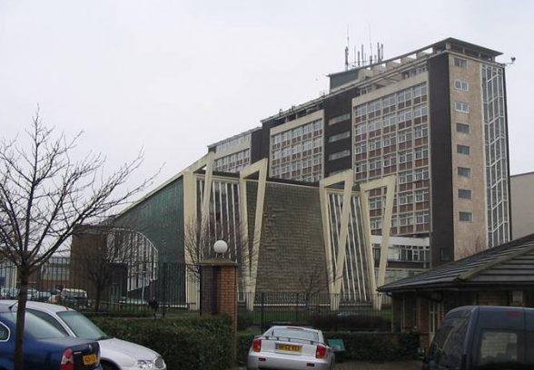 Mitzi Cunliffe, Cosmos 2, Sunderland University, 1963-64,