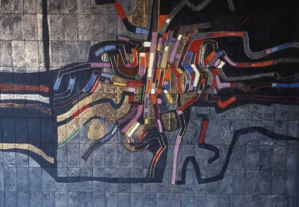 Robert Stewart's Abstract Mural for the Motherwell Theatre, 1924-5