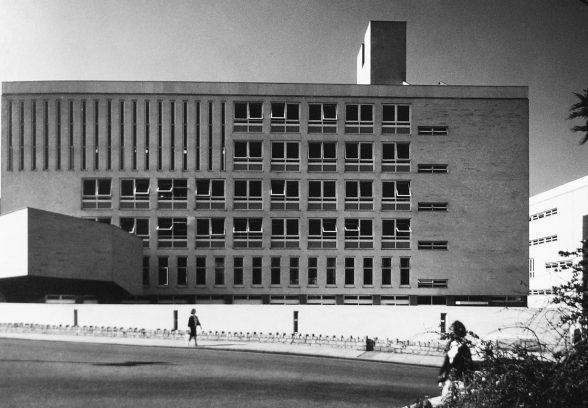 Bath Technical College elevation
