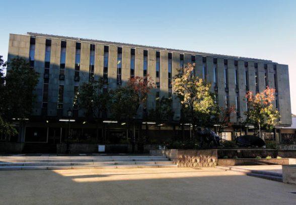 Greenock Library by John Kennedy