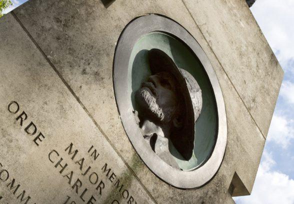 Chindit Memorial, London, Photo Sarah J Duncan
