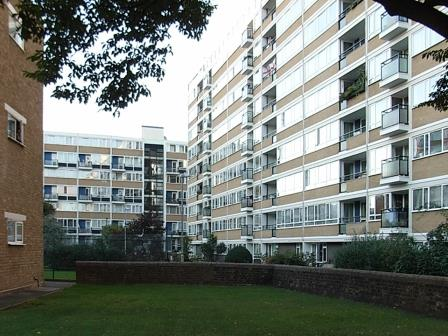 Churchill gardens Pimlico