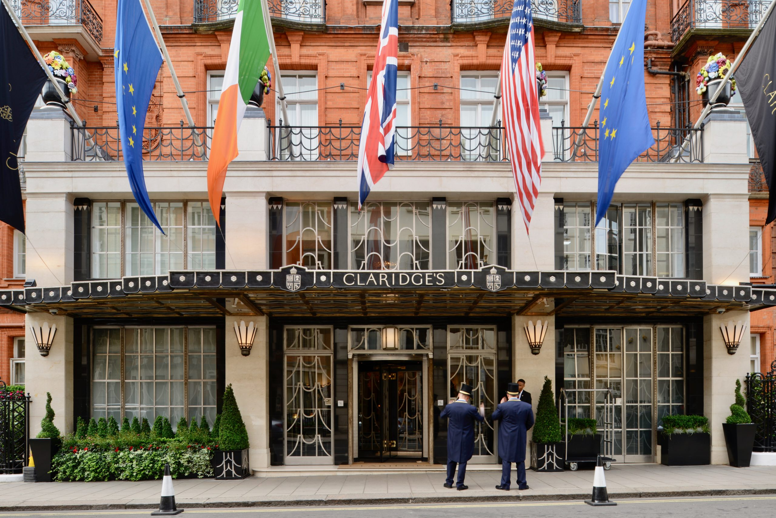 Claridges Hotel - Photo Elain Harwood