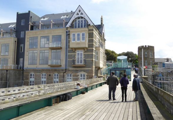 Clevedon Pier visitor centre