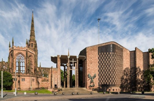 Coventry Cathedral - Grade I