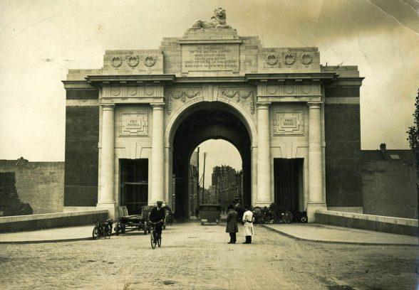 Menin Gate, Ieper (Ypres), by Gavin Stamp