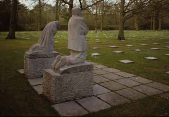 Vladslo Deutsche Soldatenfriedhof