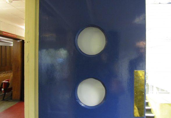 Door in Colston Hall, Bristol