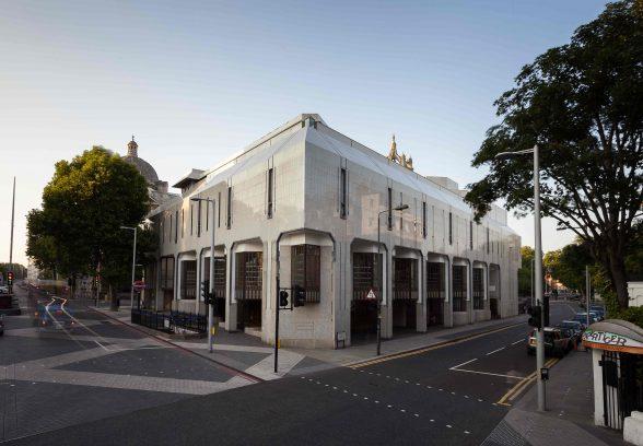 Ismaili Centre, South Kensington London, Casson & Conder