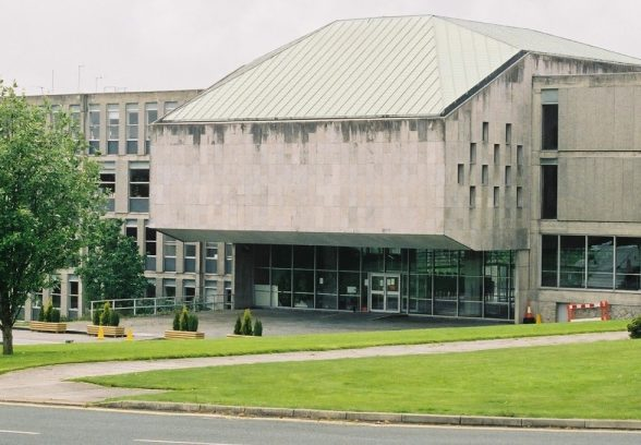 Cornwall County Hall, Truro,