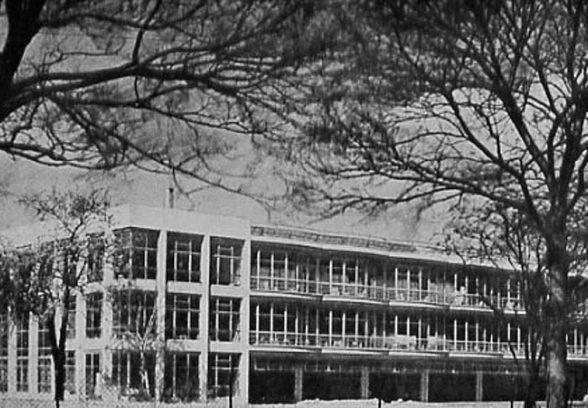 Pioneer Health Centre, Peckham London, Owen Williams 1935