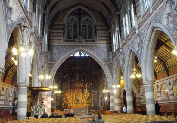St Augustine's Church interior