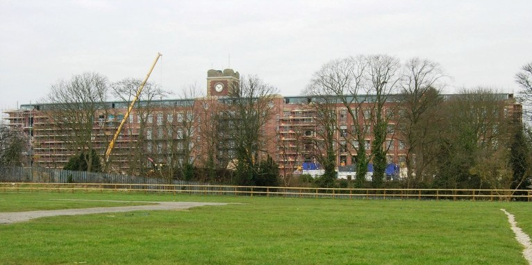 Terry's Factory building