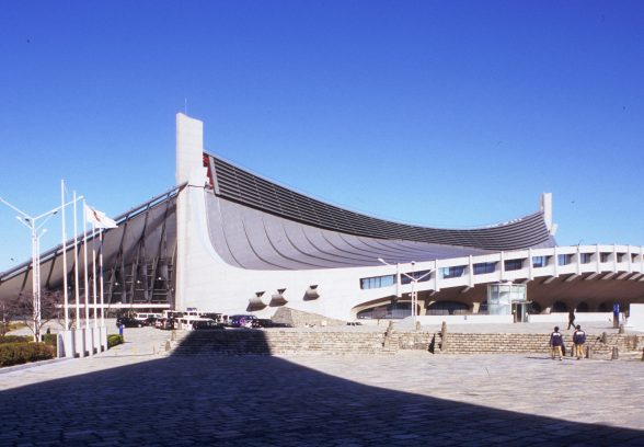 Tokyo Olympics photo c. Elain Harwood