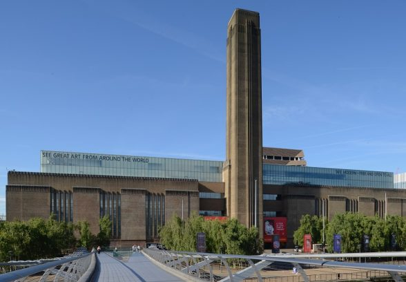 40 Buildings Saved Bankside Power Station, now Tate Modern