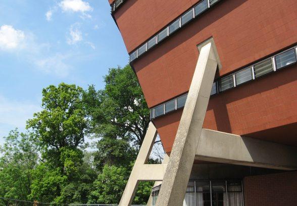 40 Buildings Saved Florey Building