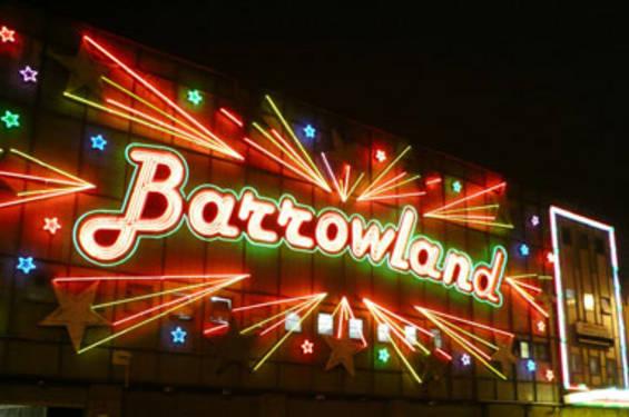 Barrowlands Ballroom, Glasgow – The Twentieth Century Society