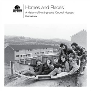 Homes and Places front cover