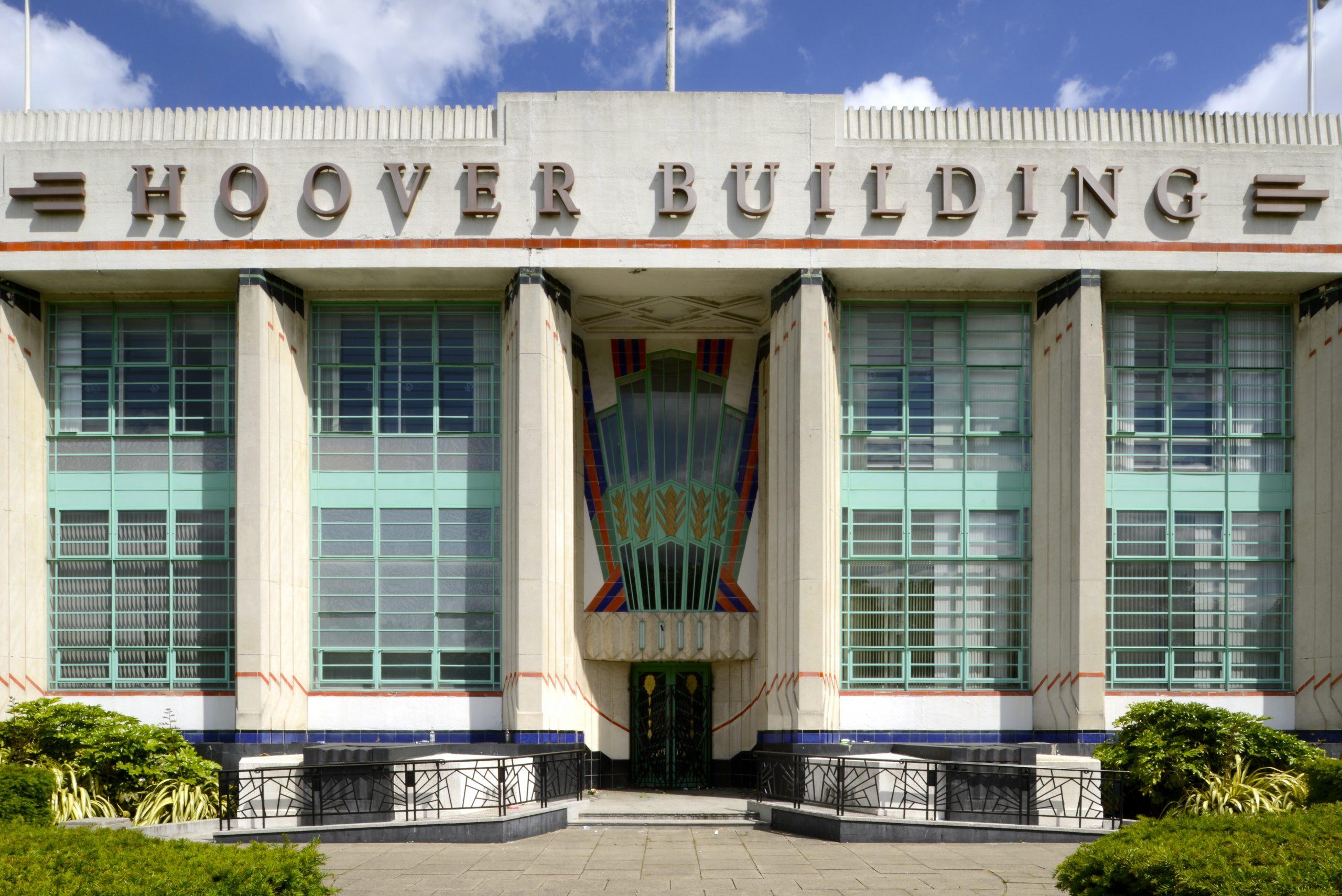 Hoover Building. Image Elain Harwood